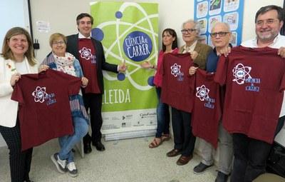 10 anys de divulgació científica al carrer a Lleida