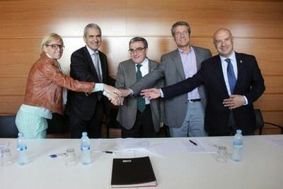Jazztel atansarà la fibra òptica a 66.760 llars de la ciutat i generarà uns 310 llocs de treball a Lleida amb el projecte de desplegament de la xarxa FTTH
