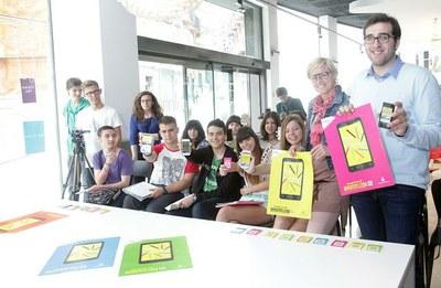 La Paeria posa en marxa una nova aplicació mòbil adreçada als joves de Lleida