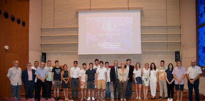Premis pels 'olímpics científics' i els guanyadors de les Cangur