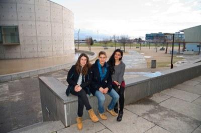 Premis Recerca Jove per a tres alumnes de la UdL