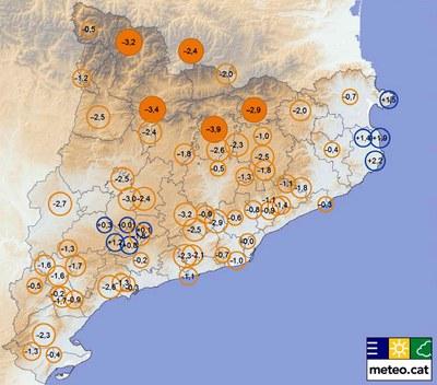 Experts de la UdL, a l'Informe sobre el canvi climàtic a Catalunya