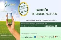La IV Jornada d'Agrifood debatrà sobre alternatives empresarials i estratègia tecnològica