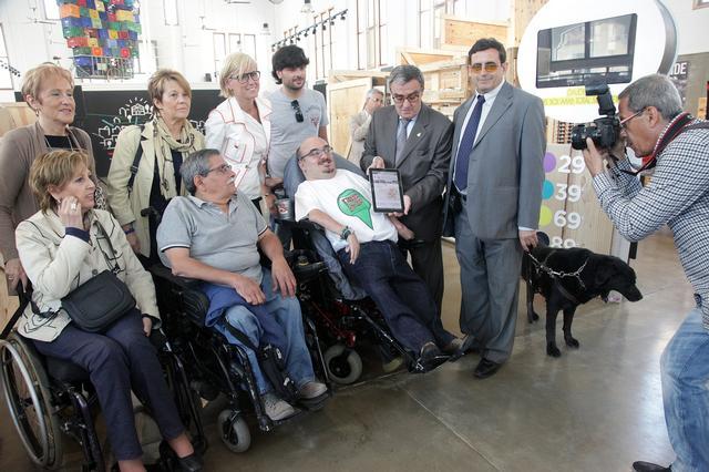 La Paeria presenta una aplicació de mòbil amb informació dels locals de Lleida que són accessibles.