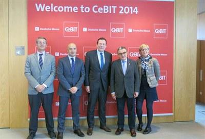 Lleida col·laborarà amb la fira alemana Metropolitan Solutions de serveis i tecnologia per als municipis