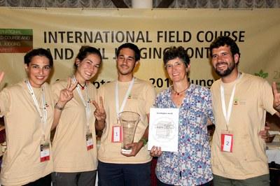 Un equip liderat per la UdL, el segon millor del món en sòls