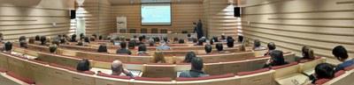 Vuitanta docents participen en el DevFest Lleida 2015